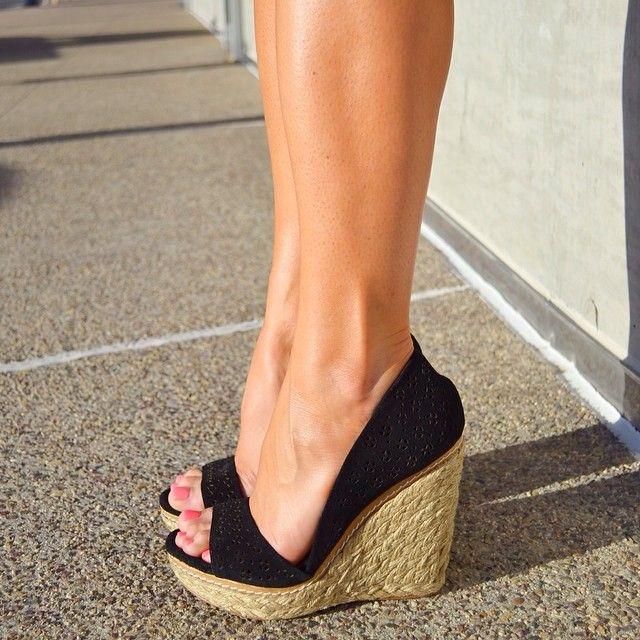 STORM wedge | Heels, Shoes