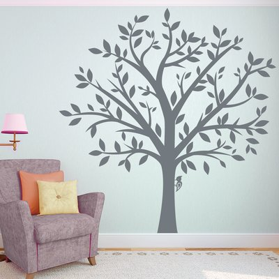 wallums wall decor large family tree wall decal | products
