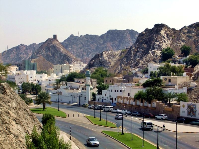 Muscat Oman A Photo From Masqat North Trekearth Oman Oman Travel Beautiful Places In The World
