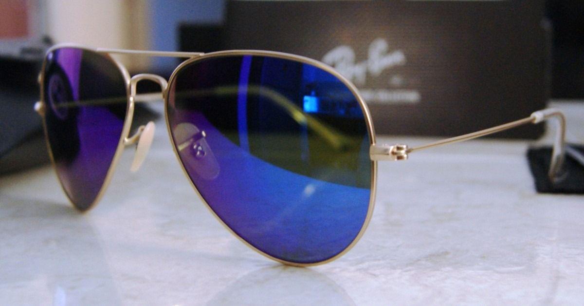Gafas Ray Ban Aviator Azules