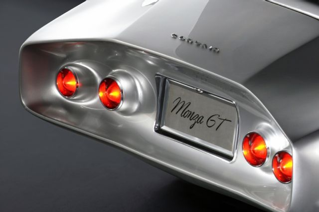 1962 Corvair Monza Gt Concept Corvette Chevrolet Corvair Monza