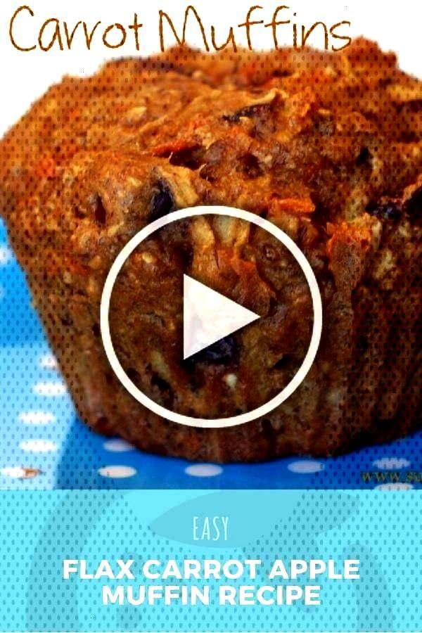 Carrot Apple Muffin Recipe Have you ever started to make school lunches in the morning to find out