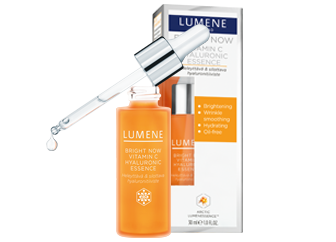 lumene bright now hyaluronic essence