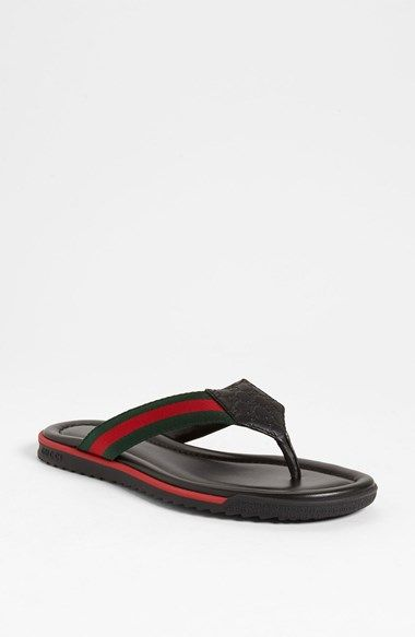 Gucci Flip Flop available at #Nordstrom