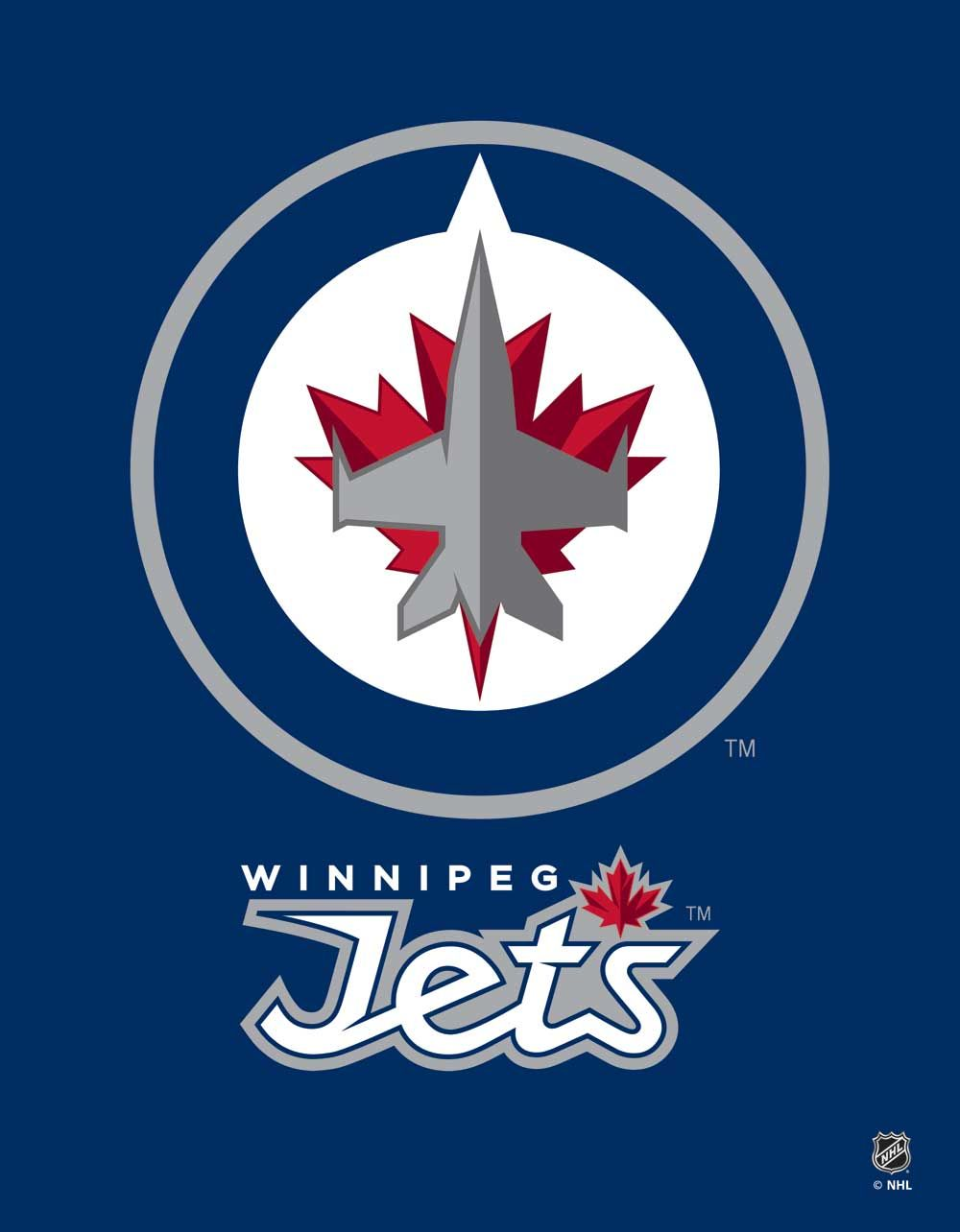Hockey Logos Winnipeg Jets Logo Nhl Jets Hockey Nhl Logos Hockey Logos