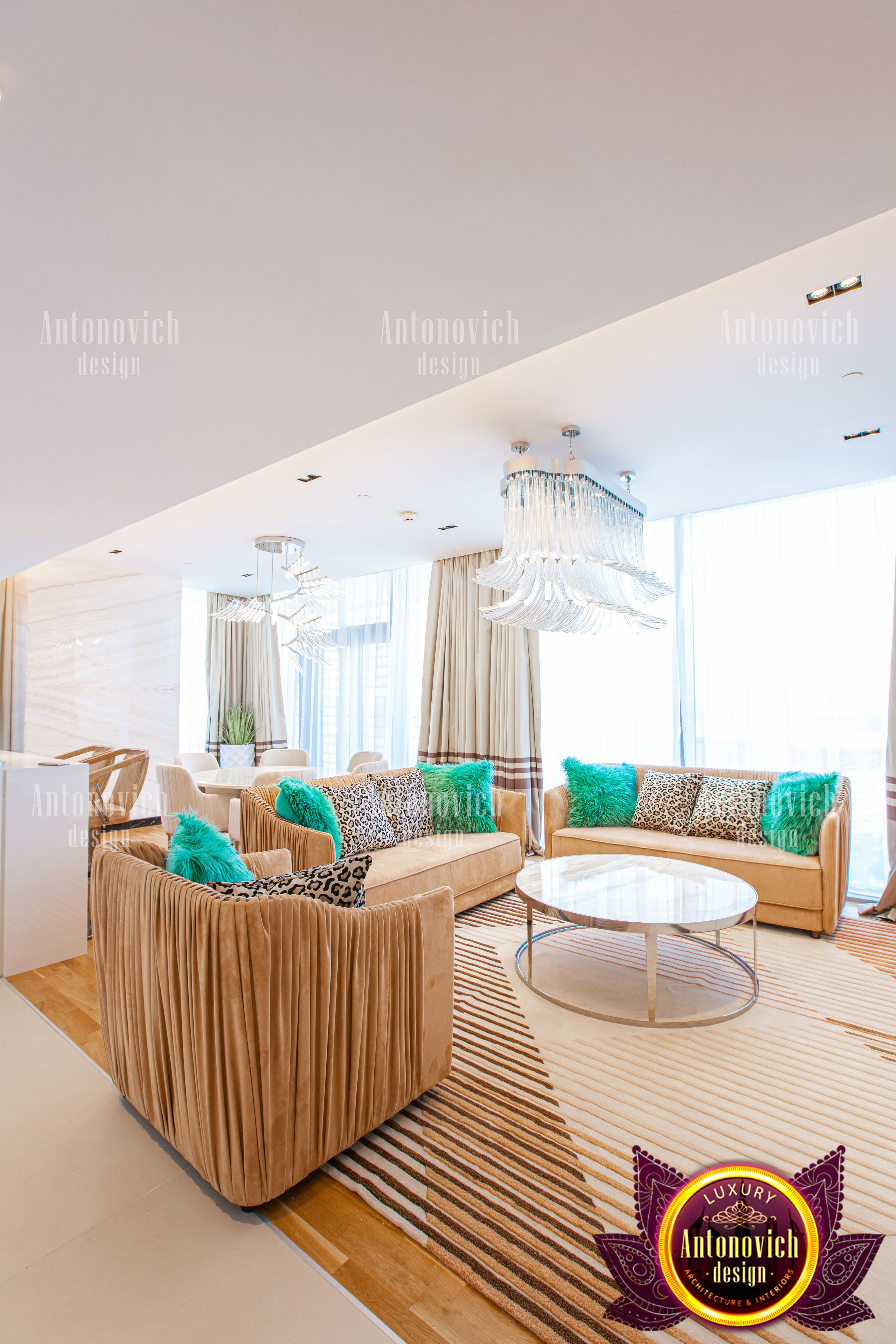 To Give The Apartment A Specific Style It Is Enough To Use Its