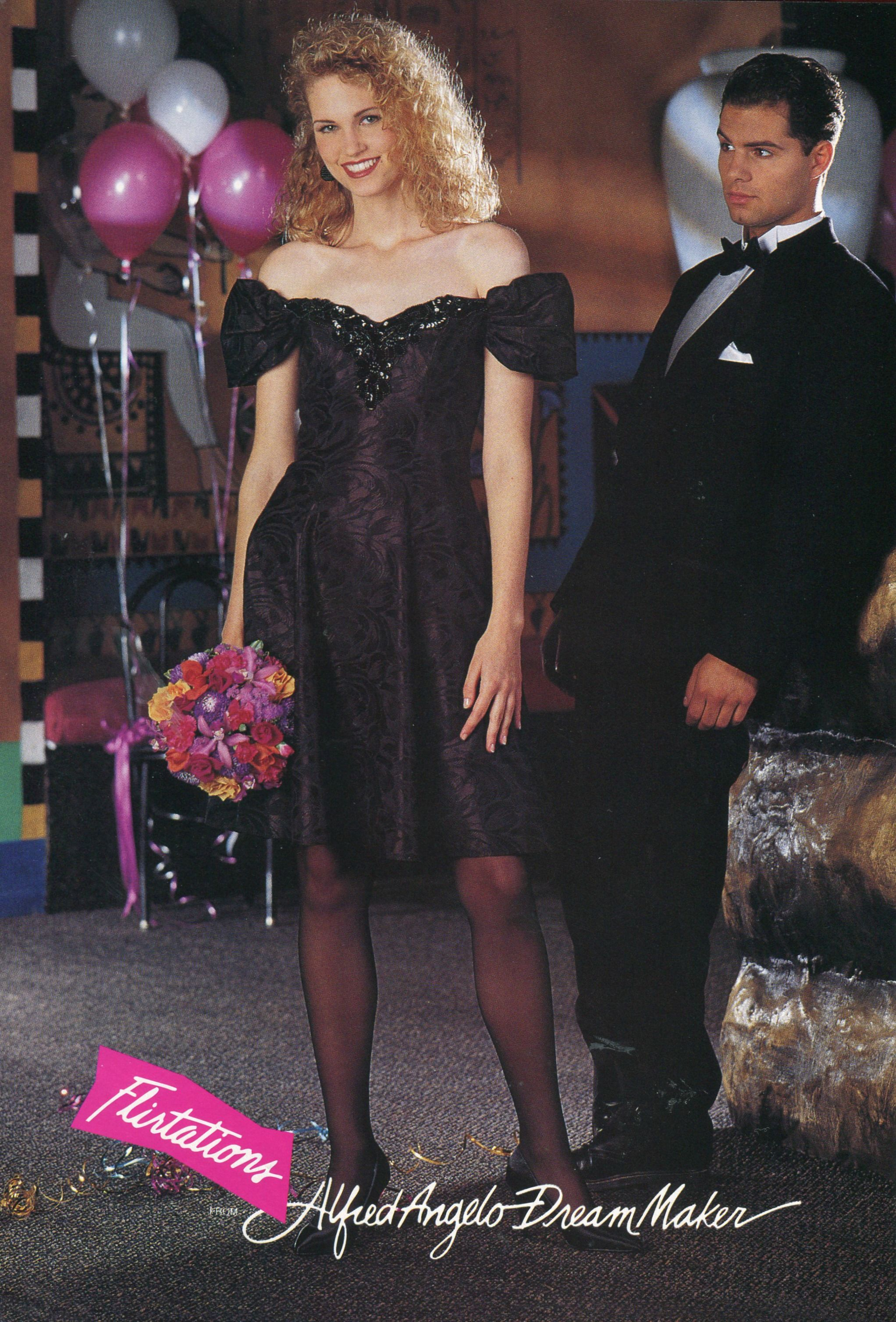 Maxi Prom Dresses From 1994