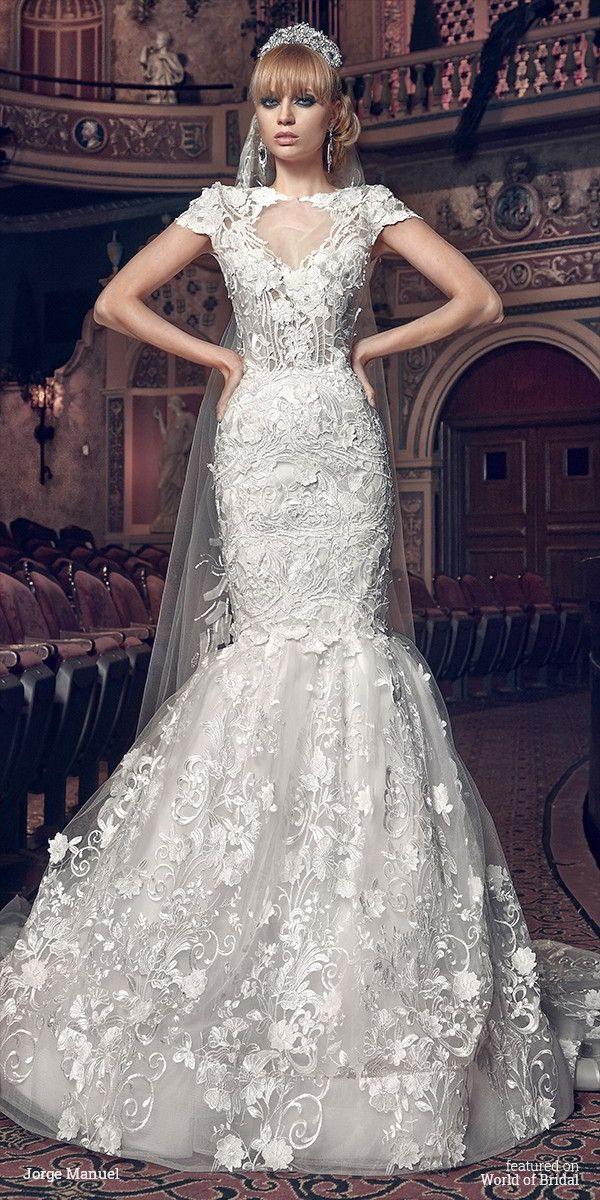 Jorge Manuel 2016 Wedding Dresses Blanco De Noche Collection