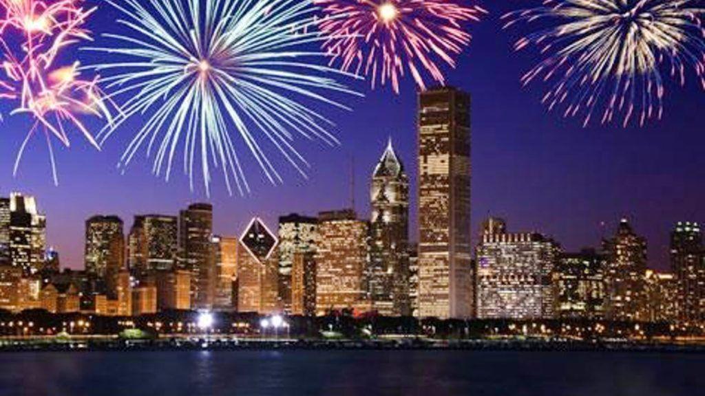 2018 Fireworks Schedule Weekly Fireworks In Chicago Navy
