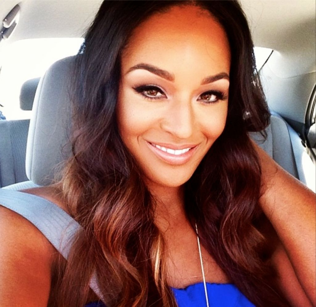wifed up queen brandi maxiell. new face on basketball wives