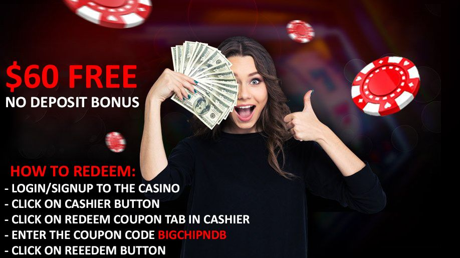 60 free no deposit bonus🆓 Enter the coupon code