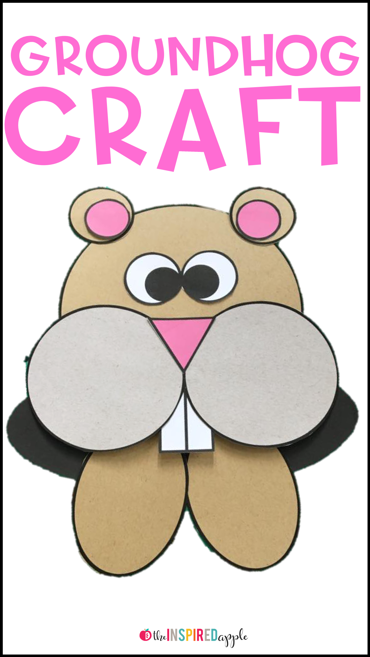 Groundhog Day Craft With Images