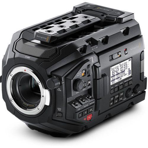 Blackmagic Design URSA Mini Pro 4.6K Digital Cinema Camera  sc 1 st  Pinterest & Blackmagic Design URSA Mini Pro 4.6K Digital Cinema Camera | Cellar ...