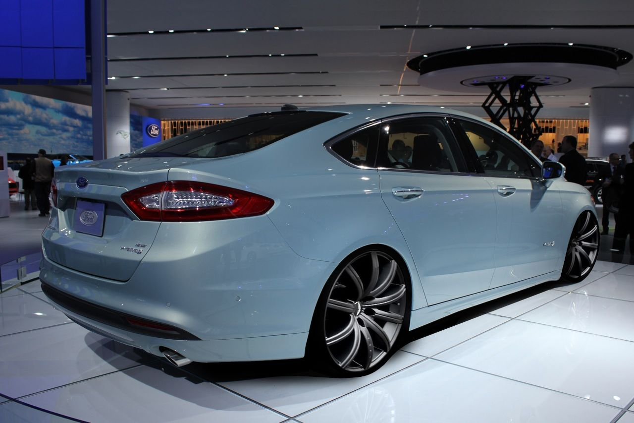 Fusion Sport Ford