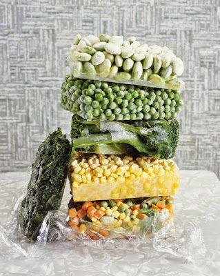 Tu Salud Cómo Congelar Frutas Y Verduras En Casa Frozen Vegetables Food Saver Frozen Veggies