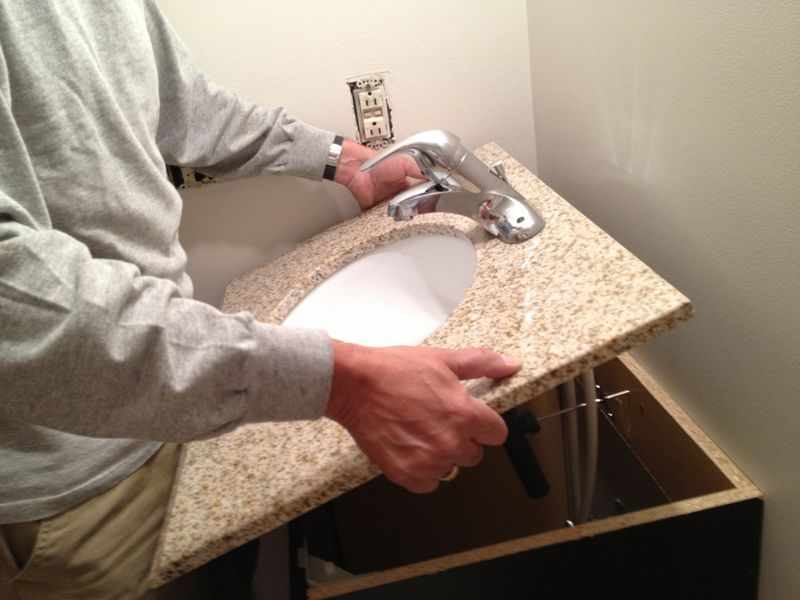 Heres an overview of how to install your own bathroom