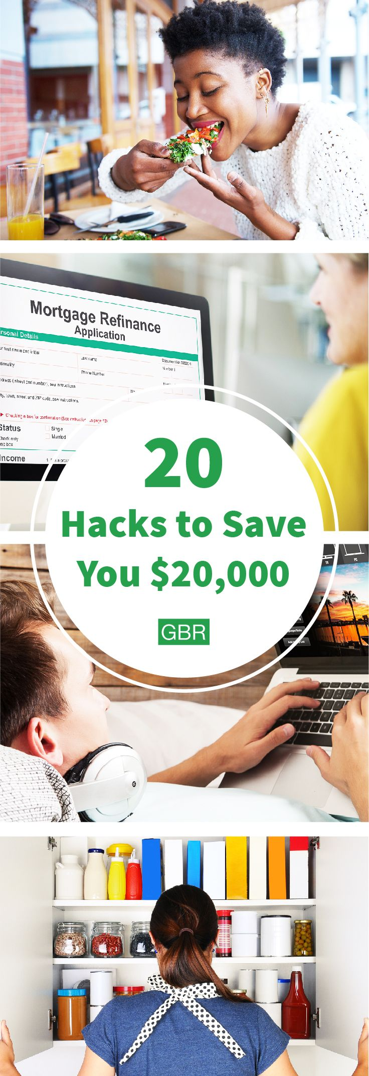 Save This Year With These Hacks Budgeting Saving - 20 genius life hacks for anyone on a tight budget