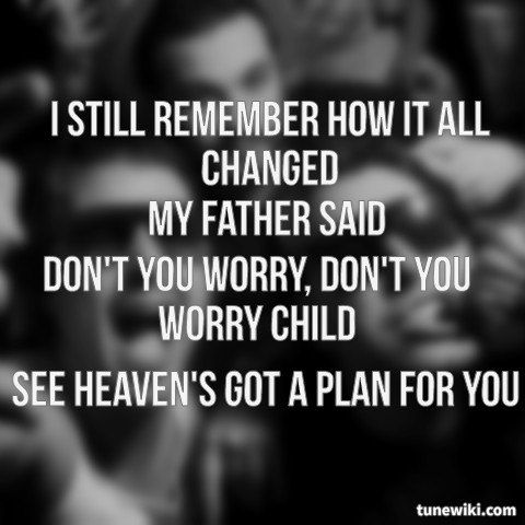 Swedish House Mafia Don T You Worry Child Beautiful Lyrics My Love Song Love Songs Lyrics