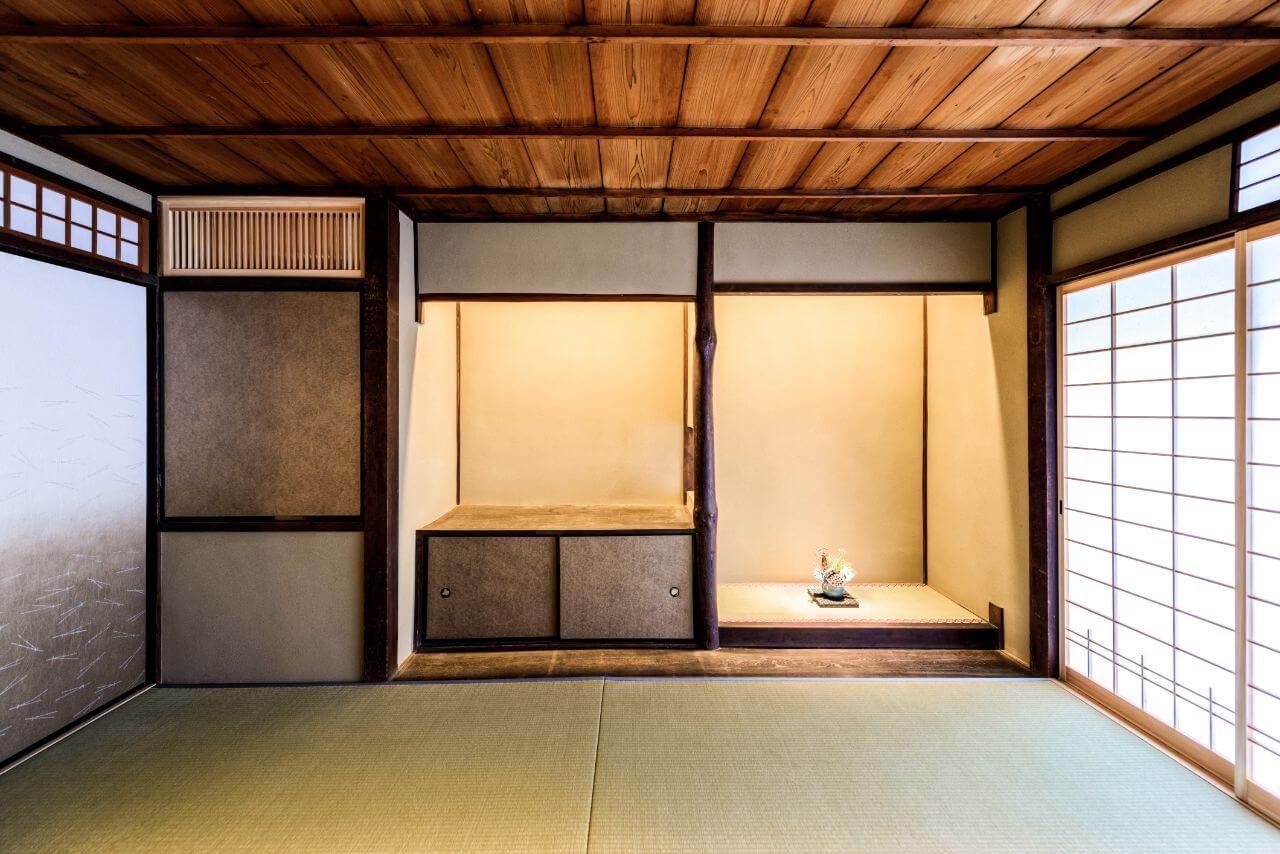 長や 茶わん坂 公式 京都 町家レジデンスイン1棟貸切り宿泊施設 京町屋 レジデンス 京町屋 町家