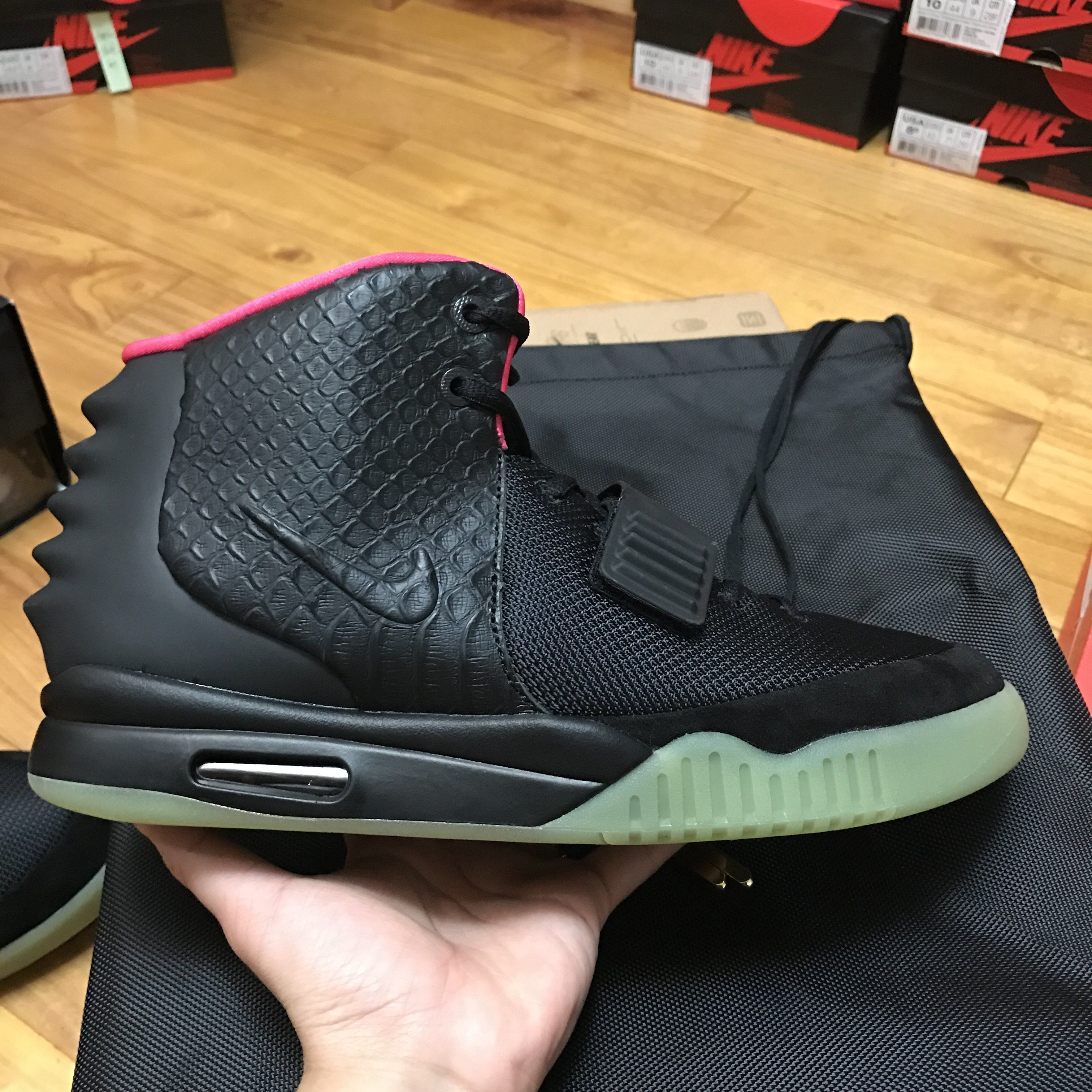 timeless design 09ee5 34c6f ... norway air yeezy 2 solar red 508214 006 f9208 8ea33