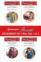 Read Online Harlequin Presents December 2017 - Box Set 1 of 2 by