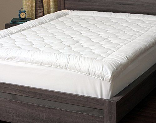 Pillow Top Mattress Covers Simple Quilted Pillow Top Mattress Protector Coverthis Soft Mattress Pad
