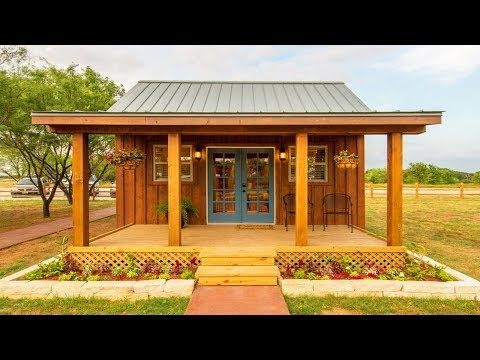 Amazing Most Coziest Vacation Cabin Country Tiny House For