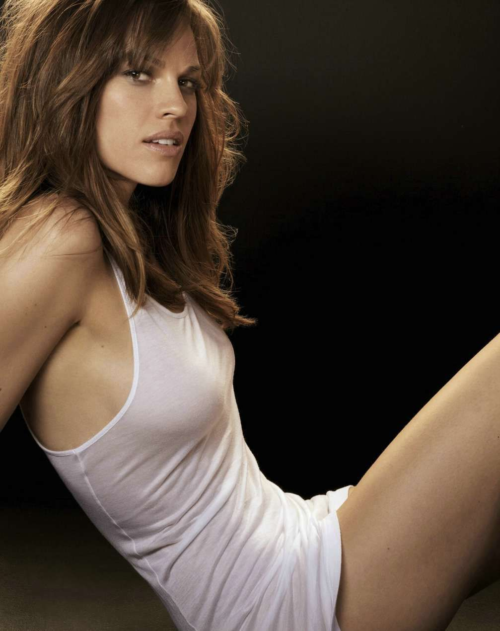 Hilary Swank With Images Celebrities