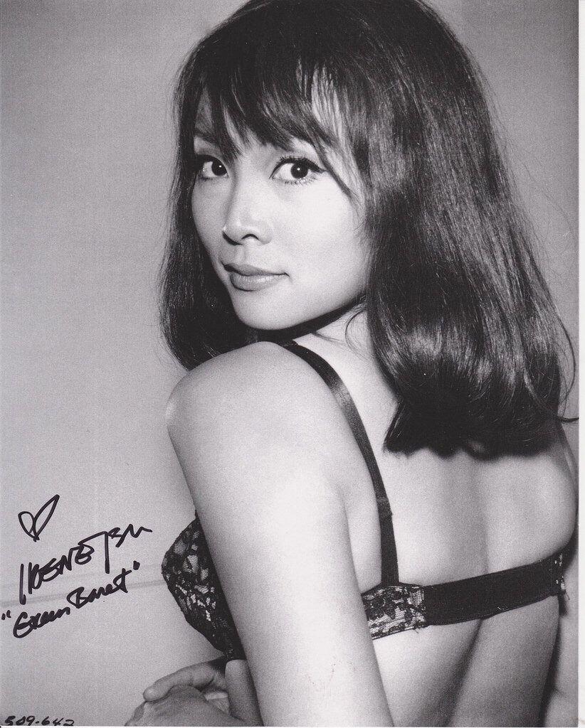 Irene Tsu Irene Tsu new foto
