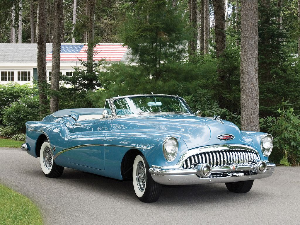 53 Buick Skylark Convertible ☆。☆。JpM ENTERTAINMENT ...