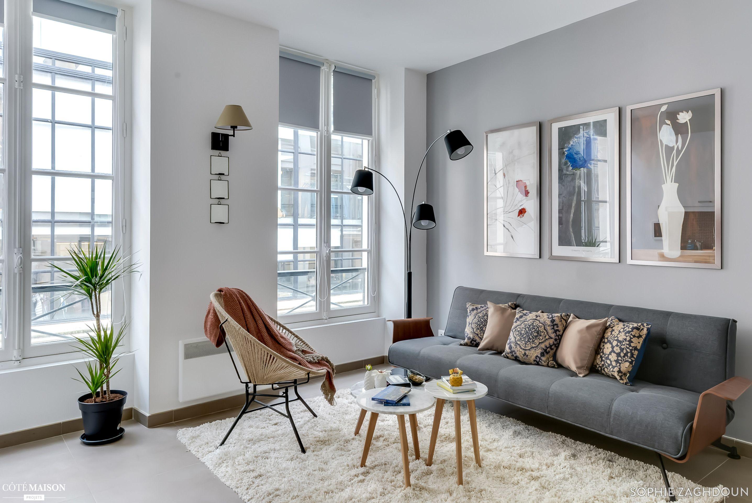 beau 2 pi ces refait neuf dans le 10e paris paris sophie zaghdoun d corateur d 39 int rieur. Black Bedroom Furniture Sets. Home Design Ideas