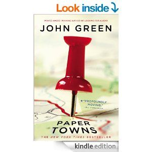 Paper Towns By John Green 598kb 320p 8h3m Kindle Audible