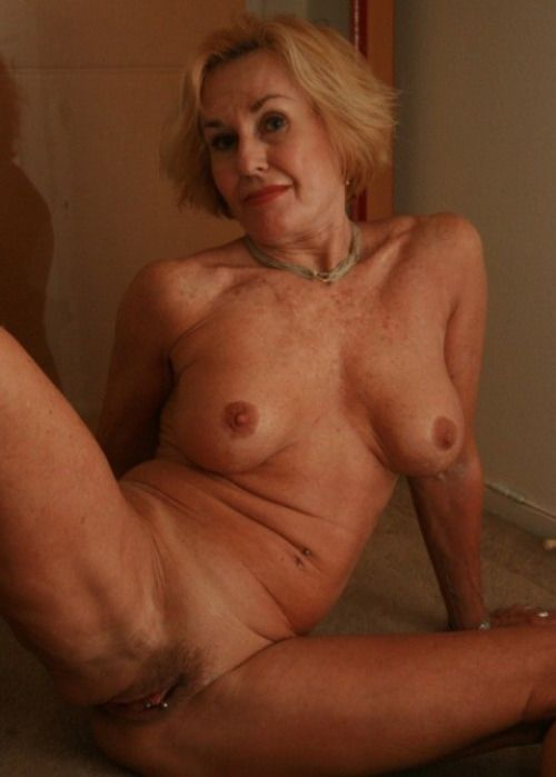 Naked gilf photos