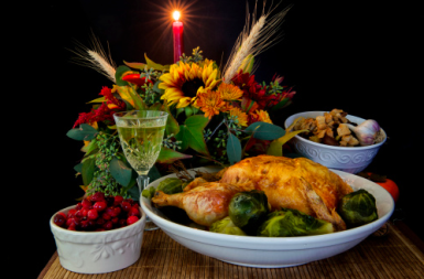 Holiday Meal Thanksgiving dinner restaurant, Whole food