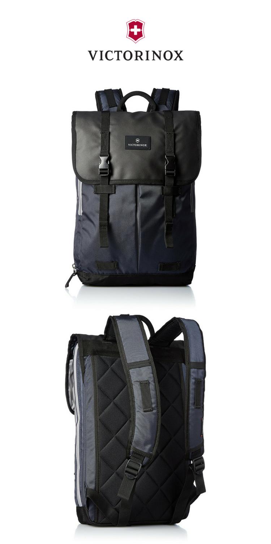 0deb26c45b1c9f Victorinox Altmont 3.0 Flapover Laptop Backpack | Navy Black | Click for  More Victorinox Backpacks!