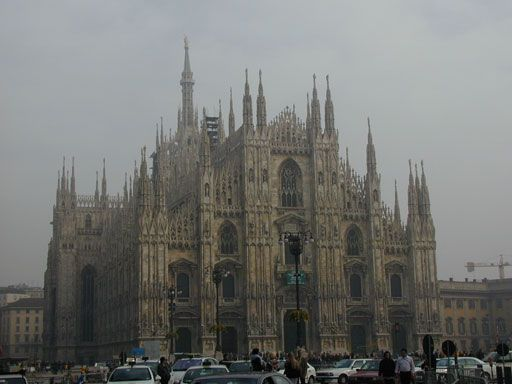 Can T Get Enough Gothic Architecture Milan Med Bilder