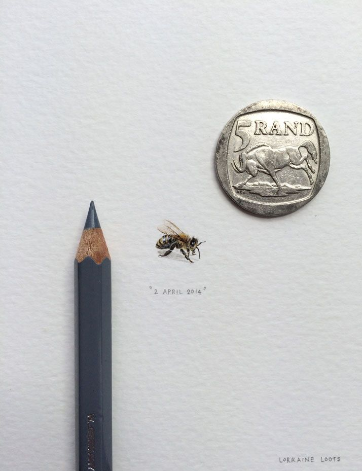 A Miniature Painting A Day By Lorraine Loots Mini