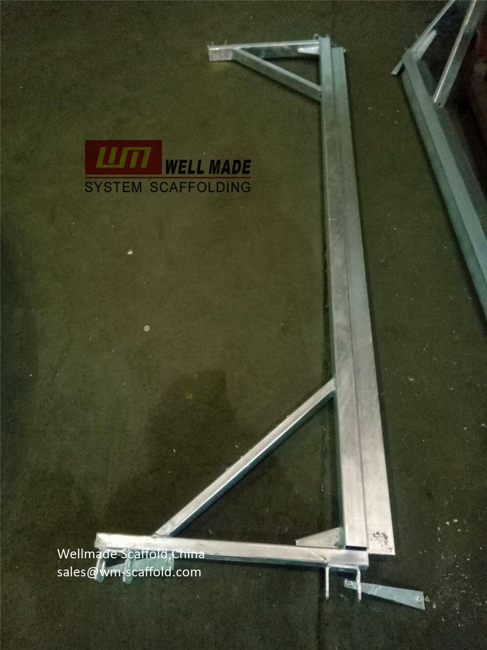 China Leading OEM Scaffolding Manufacturer: 8 FT Kwikstage