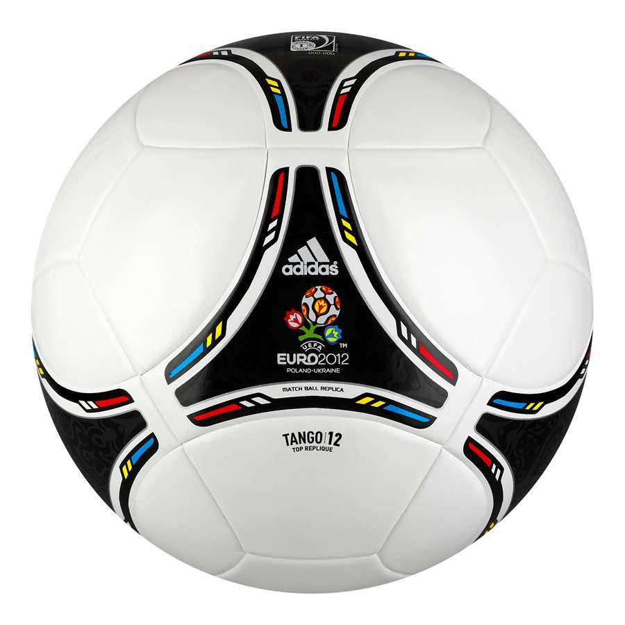 Original Adidas tango Match Ball Replica UEFA Euro 2012 neu Size 5 Poland Bälle