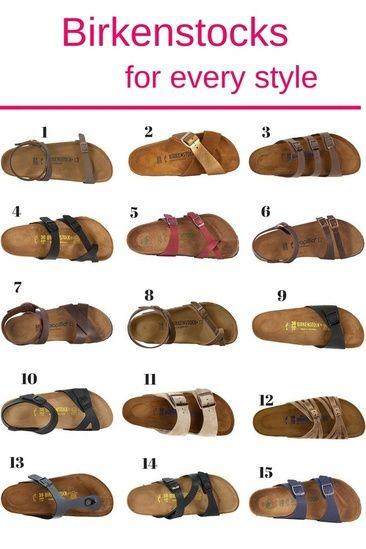 Birkenstock Sandals For Every Style Mayari Siena