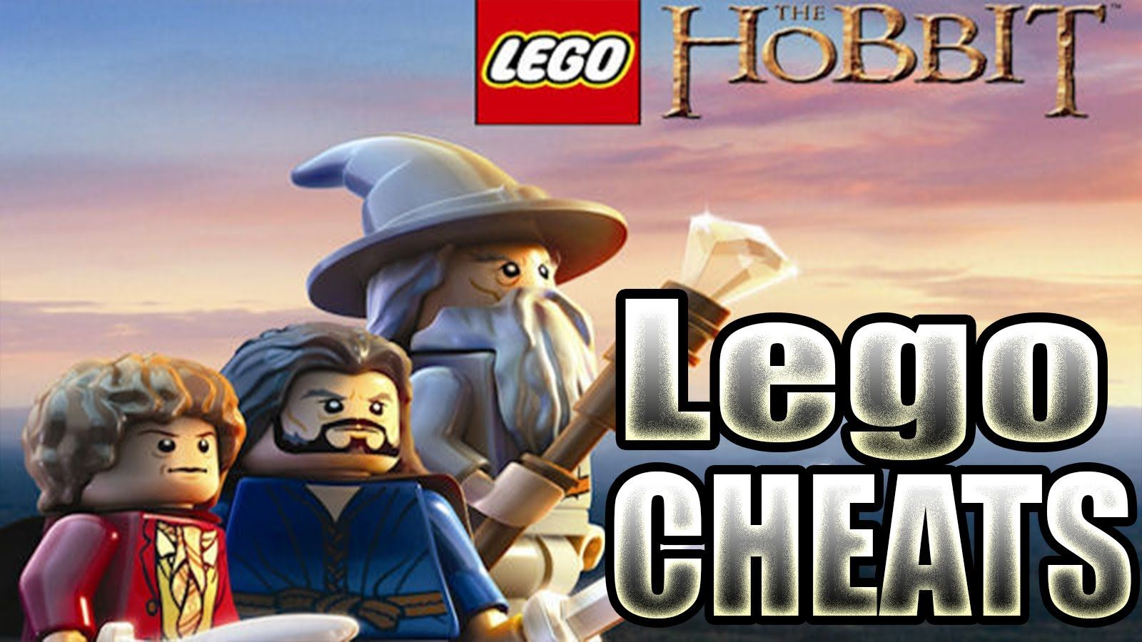 Lego The Hobbit Codes Cheats List Ps3 Xbox 360 Wii U 3ds Pc Ps4 Lego Hobbit The Hobbit Lego
