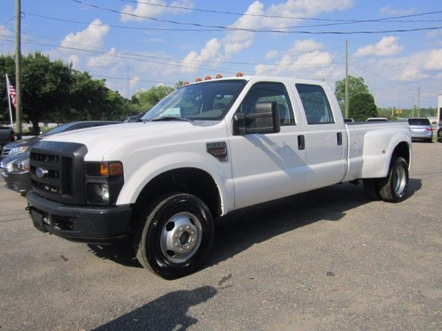 Lifted 2008 Ford F 250 Super Duty Fx4 Extended Cab 4x4 Long Bed