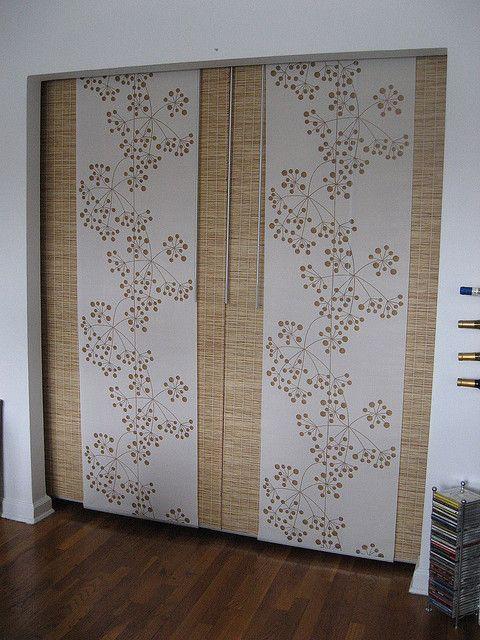 Ikea Kvartal Curtain In 2020: Ikea Panel Curtains, Ikea Closet