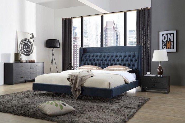1001 id es pour la r alisation d 39 une belle chambre coucher adulte moderne chambre coucher - Belles chambres a coucher ...