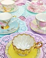 these would be awesome for a tea party themed bridal shower