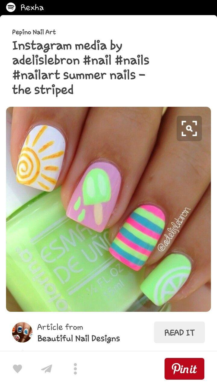 Pin de Laikyn Cooley en Nails | Pinterest