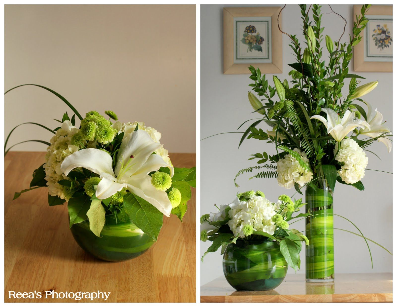 Cylinder Vase Flower Arrangements Go Green Flower