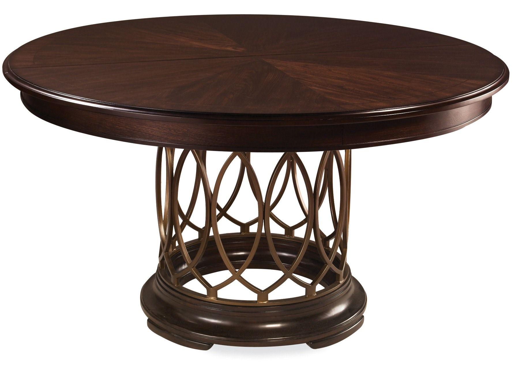 Round Wooden Dining Table Delhi Collection By INTERNI EDITION | Design  Janine Vandebosch | MEBLE | Pinterest