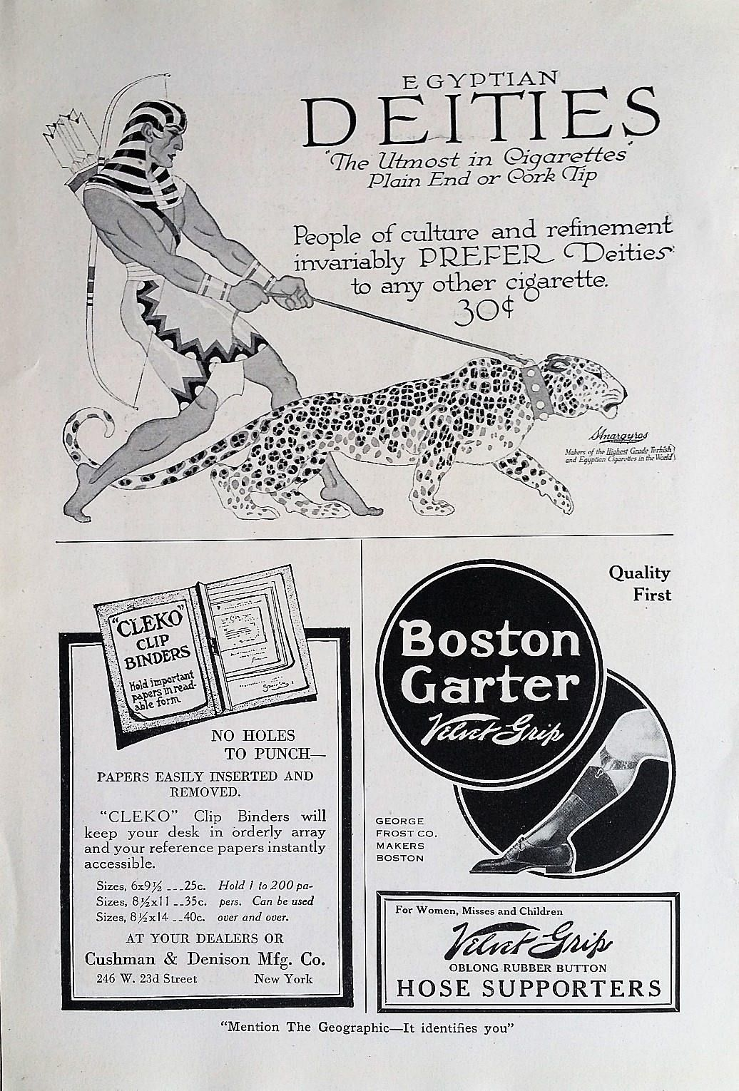 1920-s print adverts essay Championed by claude hopkins in the 1920's, which has transformed the use of language in modern advertisements into a sophisticated discipline every linguistic element of an  language use in advertising: an analysis of linguistic features across readership domains.