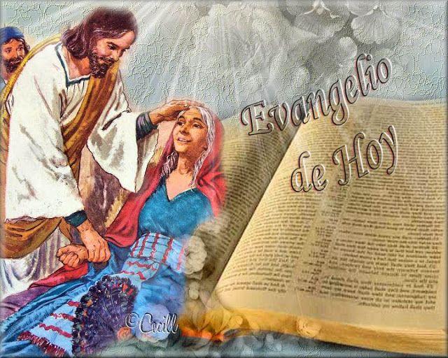 Vidas Santas: Evangelio Enero 13, 2016